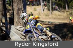 13 – U16 years 250cc